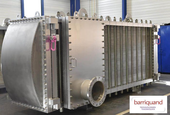 PLATULAR® SMART HYBRID WELDED PLATE HEAT EXCHANGER