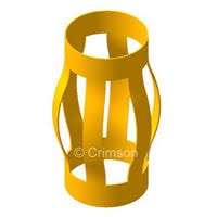 SLIP ON SINGLE PIECE BOW SPRING CENTRALIZER (COT-100)