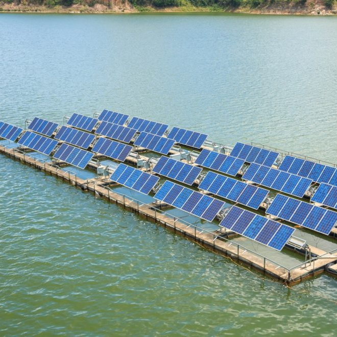 Floating Solar Power Plants – A promising technology that needs time to evolve