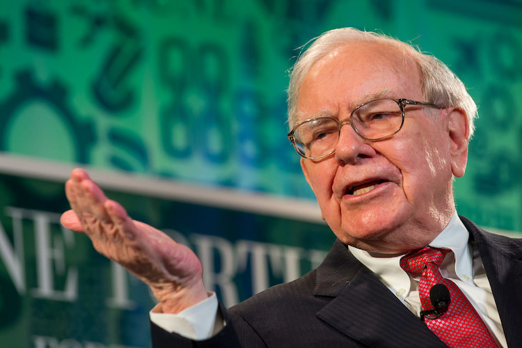 Warren Buffet throws in $10 billion to help Occidental acquire Anadarko