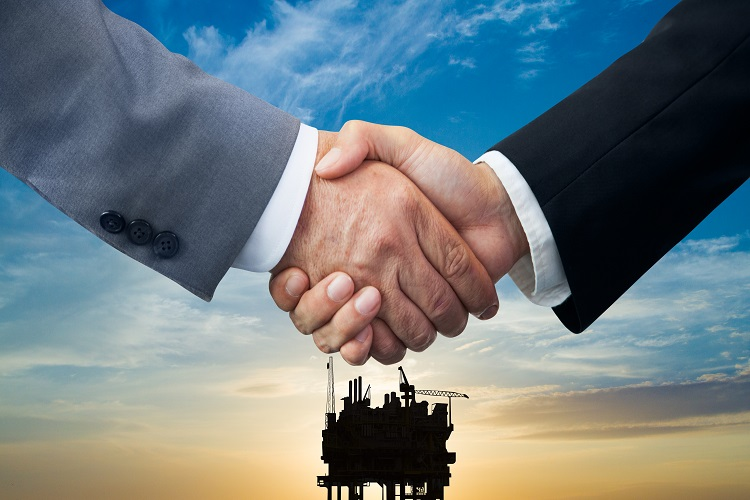 Siemens and Linde joined hands