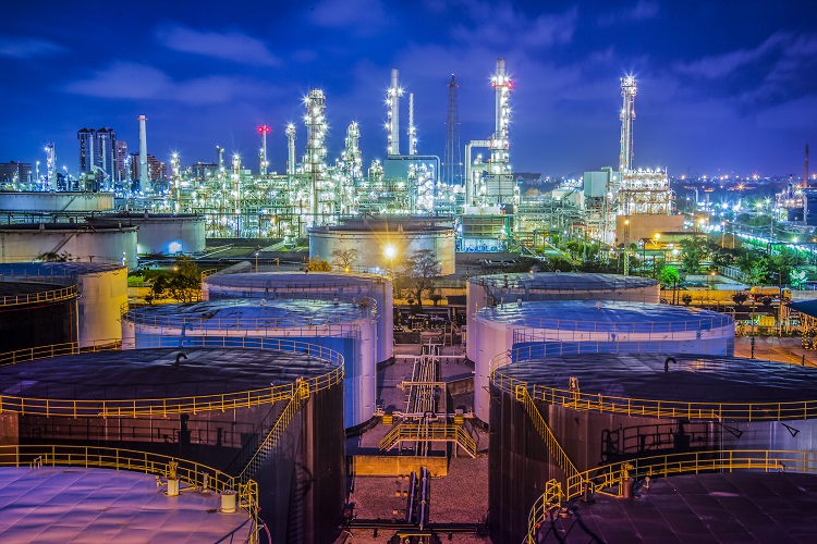 India's natural gas production in April increased by 5.10%