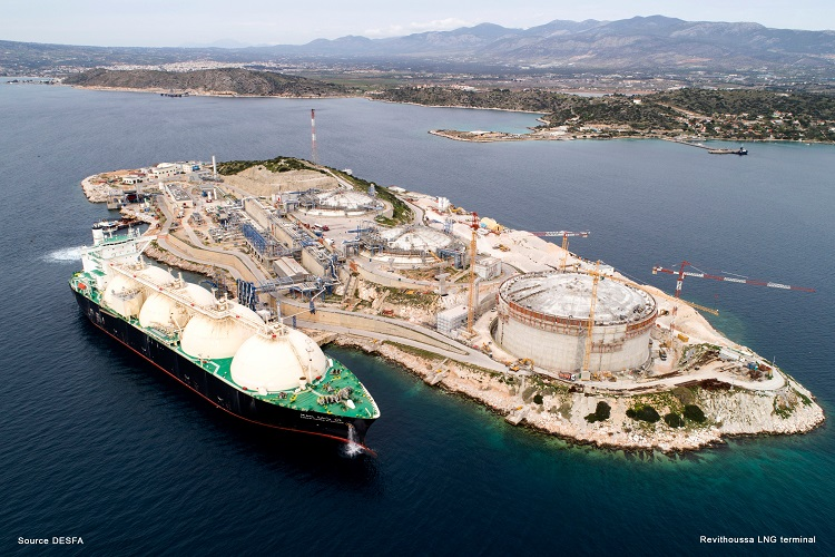 Cheniere's agreement with Vitol