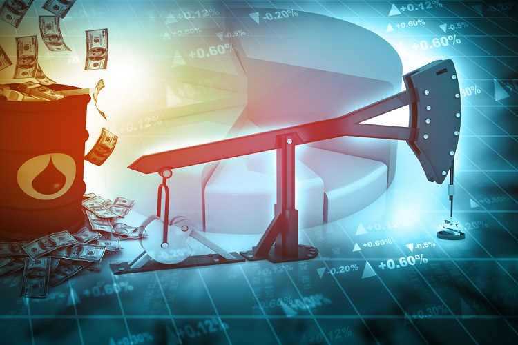 Oil prices fall over surprise build in US crude stockpiles