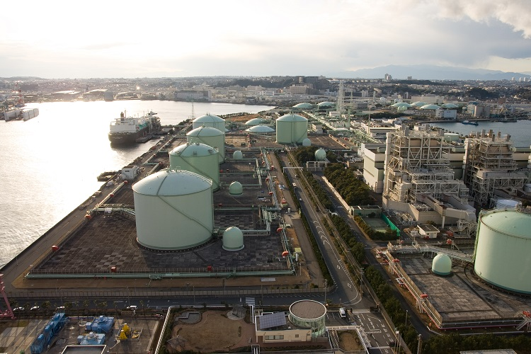 New LNG Import Terminal in India