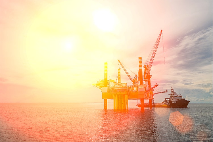 ONGC to quarduple output from offshore gas block in Bay of Bengal
