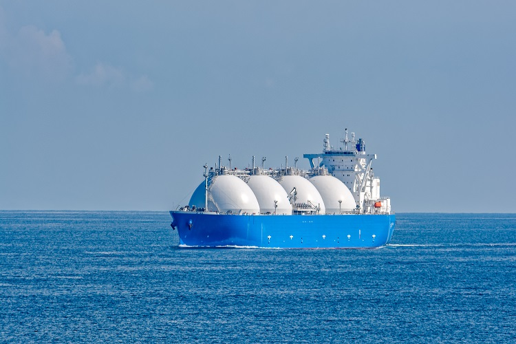 Samsung Heavy receives LNG carrier contract