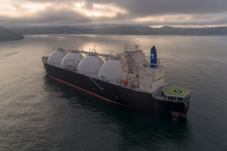 GAIL hires LNG ship from Mitsui