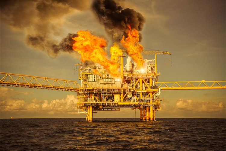 Shell faces vandalism in Nigeria
