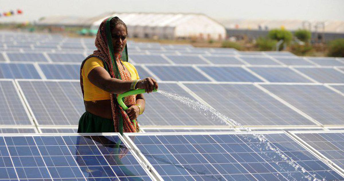While promoting clean energy, India has been cutting subsidies for the sector