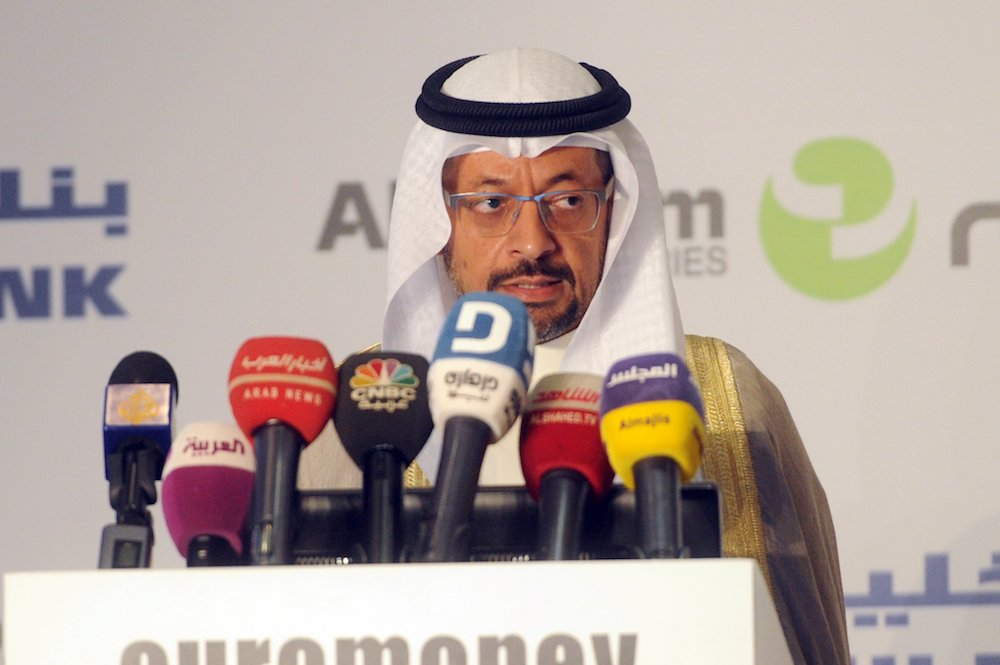 Kuwait finance minister calls for reforms despite rebound in oil prices