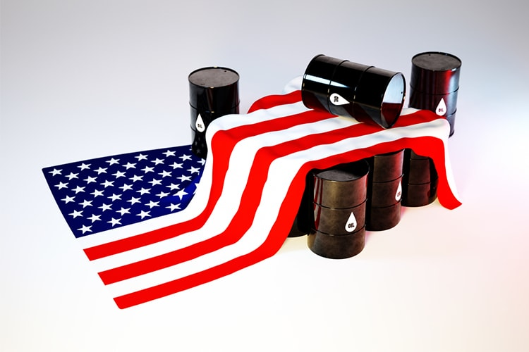 Oil imports in US sink to a new low