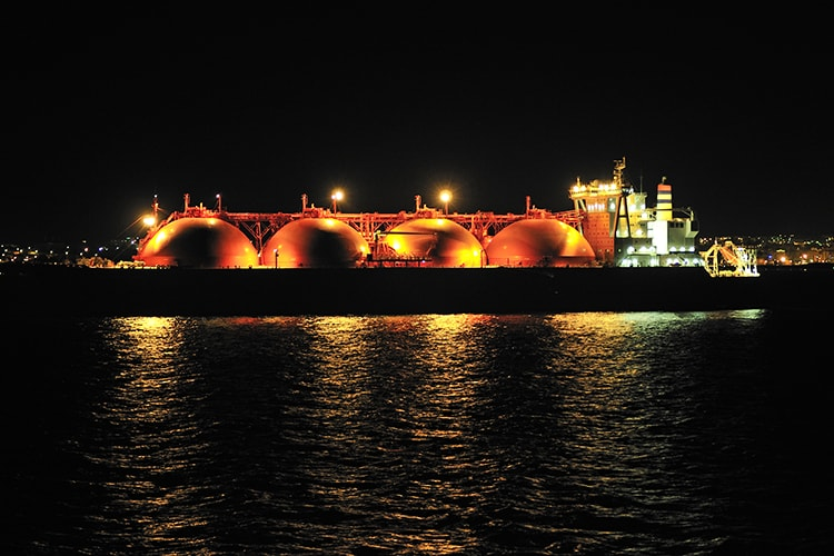 Global LNG trade continues to flourish