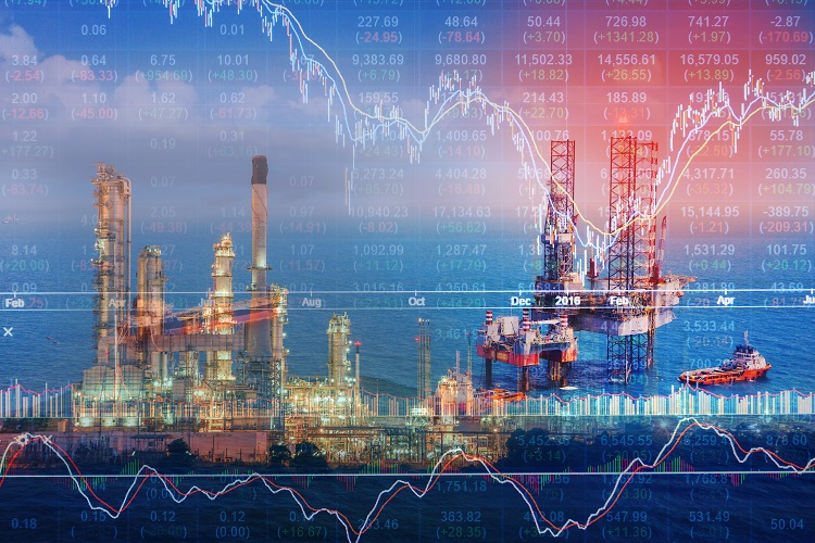 Oil prices drop as cautions prevail ahead of economic data release