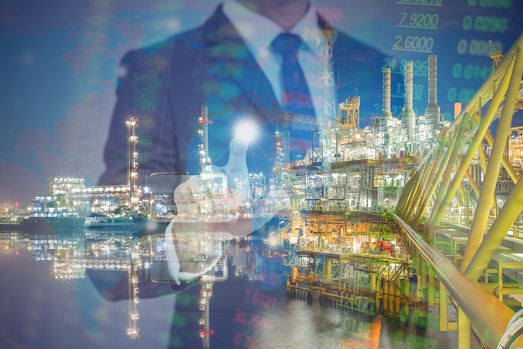 Oil prices slide as output rises