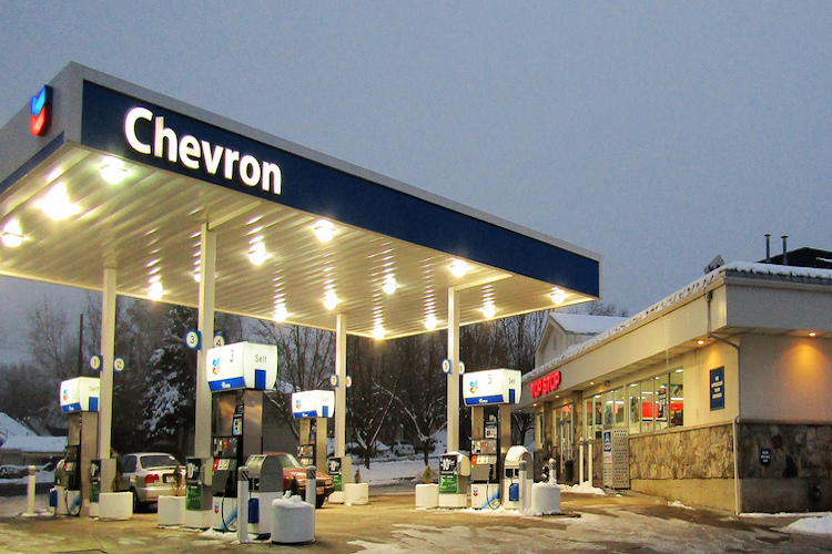 Delek offers a package for Chevron's North Sea assets