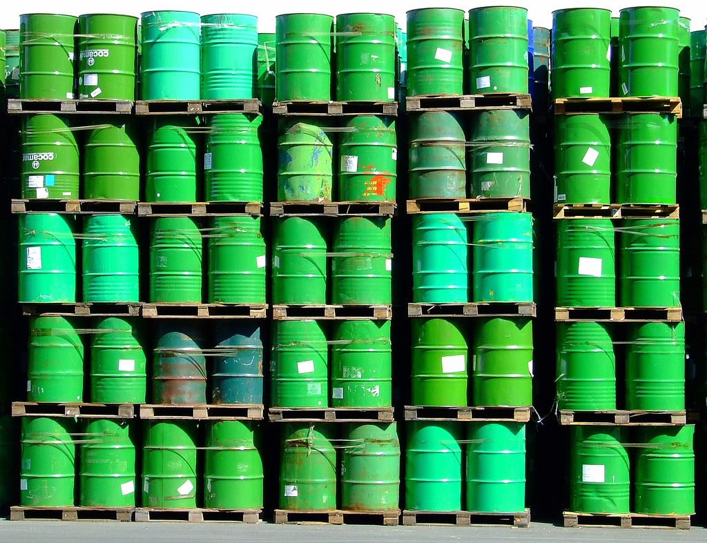 Oil hits USD 74 barrel high in three years