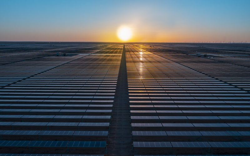 ACWA Power unveils Saudi Arabia's first renewable energy project