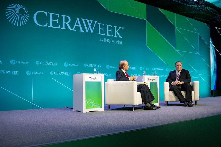 CERAWeek cancelled due to coronavirus concerns