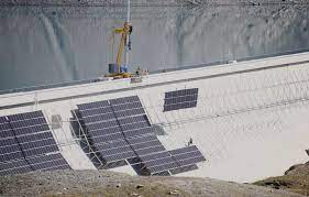 Alpine solar project to help fill Swiss winter energy gaps
