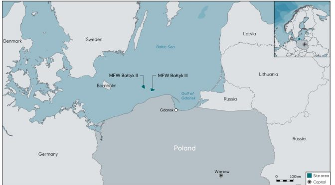 Equinor and Polenergia awarded CFD for Polish offshore wind