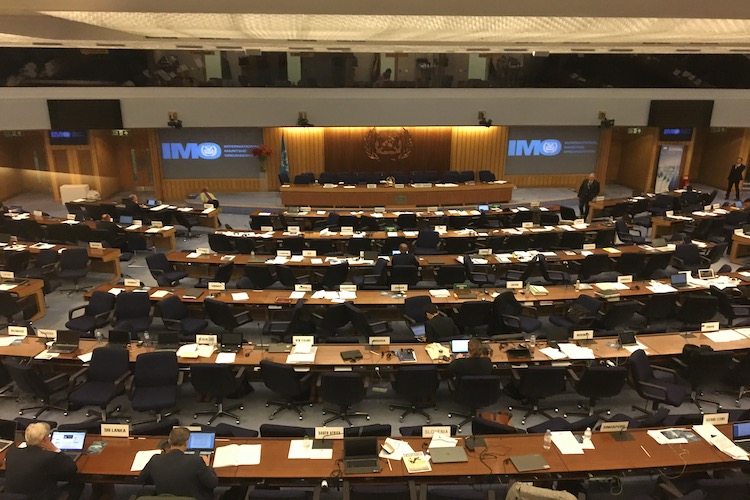 IMO to set stricter targets to reduce greenhouse gas emission