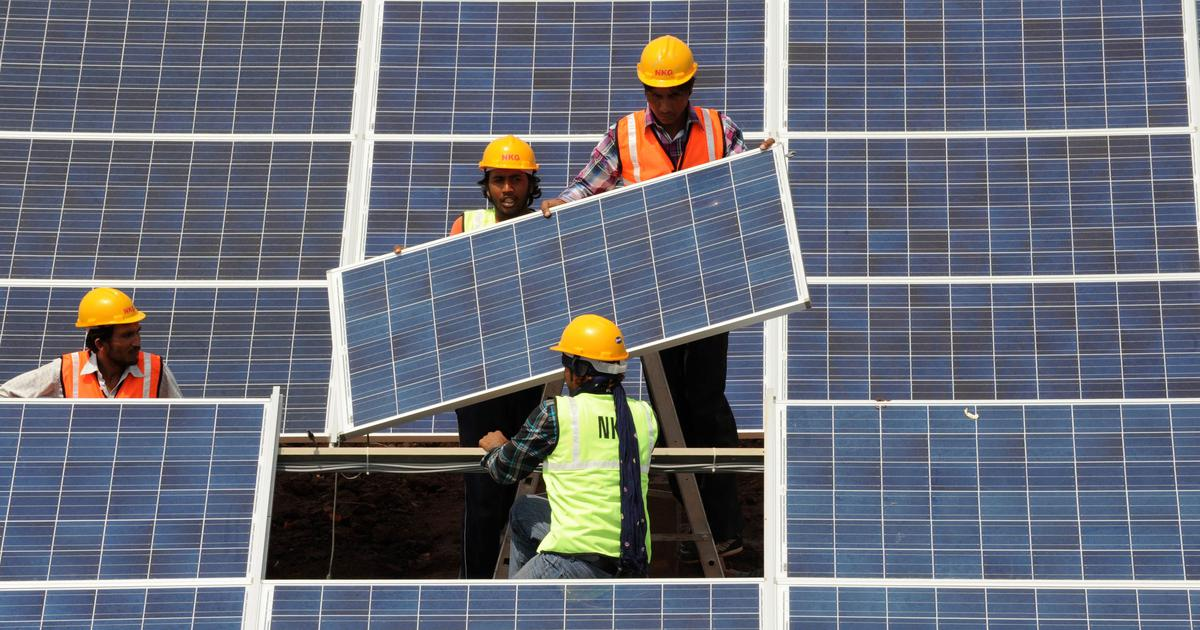 India needs a robust solar power policy to meet its renewable energy targets by 2030