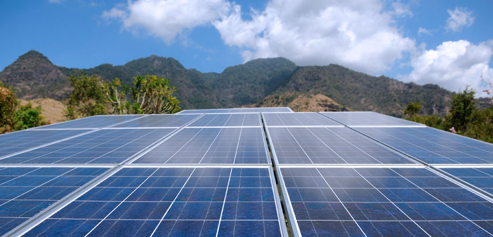 `No Time Like the Present: Indonesia's Renewable Energy Transition