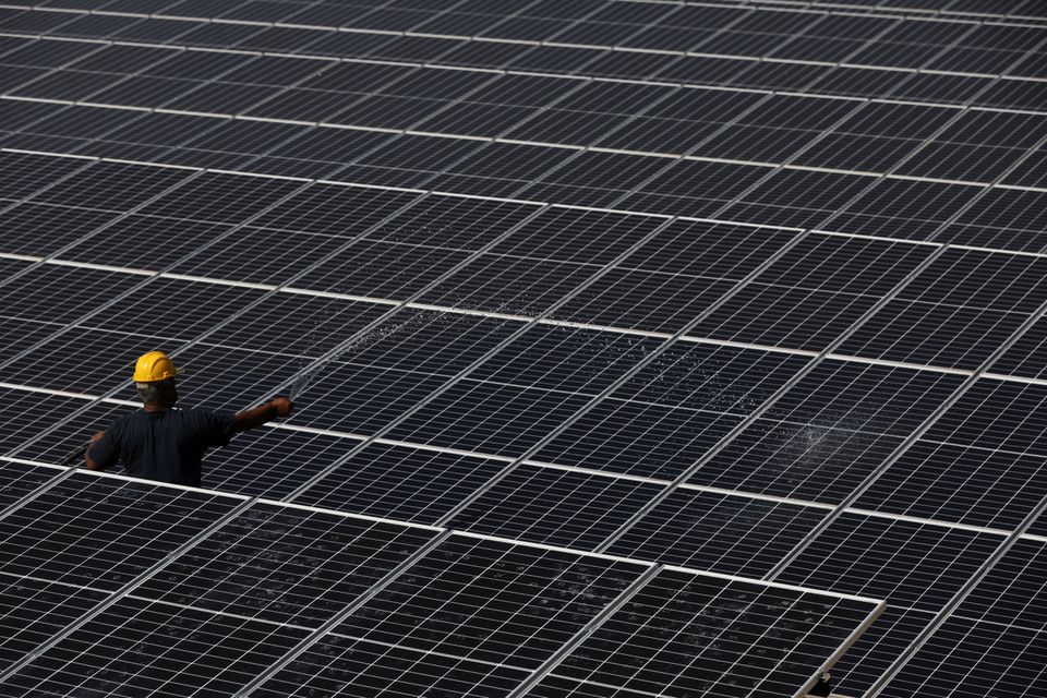 Solar energy can account for 40% of U.S. electricity by 2035 -DOE