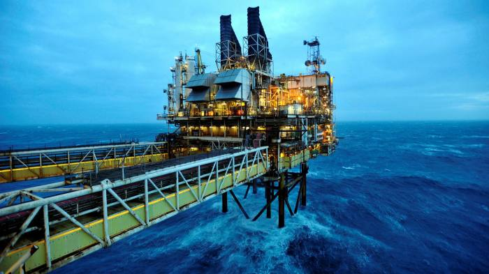 North Sea oil and gas groups cut investment by £3bn