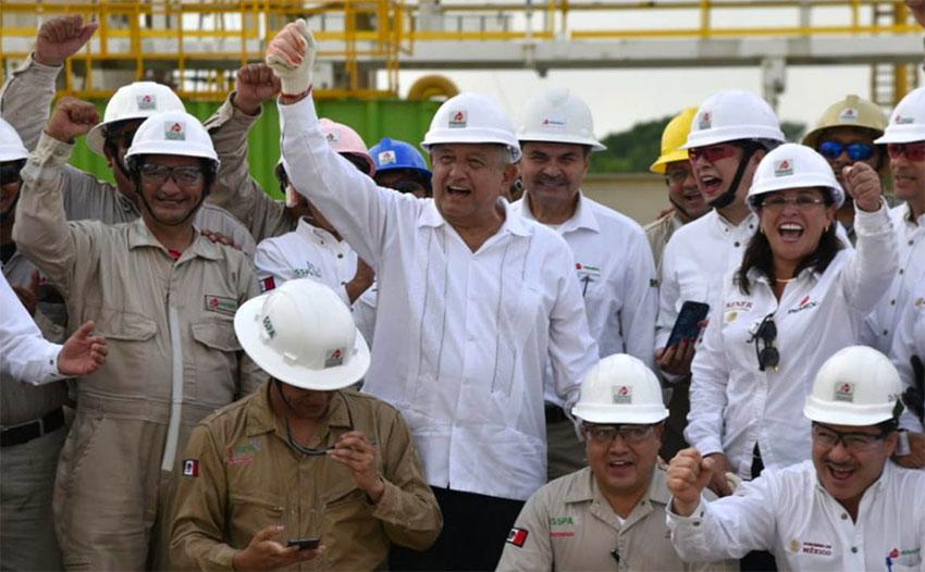 Pemex discovers new billion-barrel oil field in Tabasco