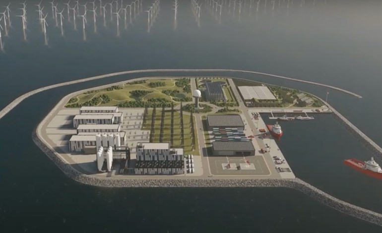 Ramboll to support 10GW energy island