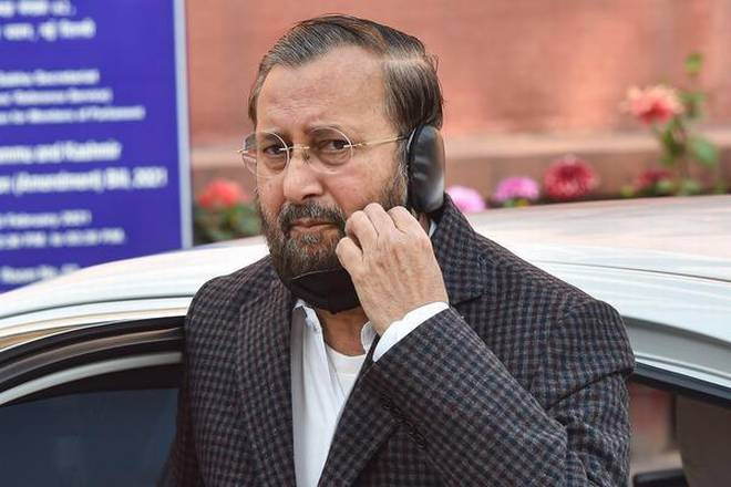 Renewable energy key part of India's growth programmes, says Javadekar
