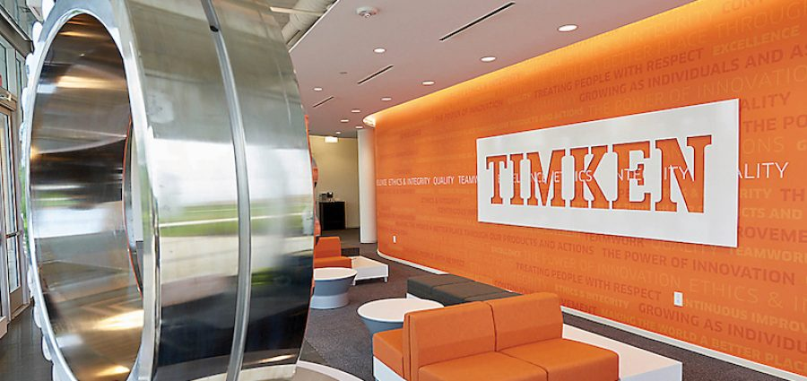 Timken Shines in Fast-Growing Solar Energy Sector