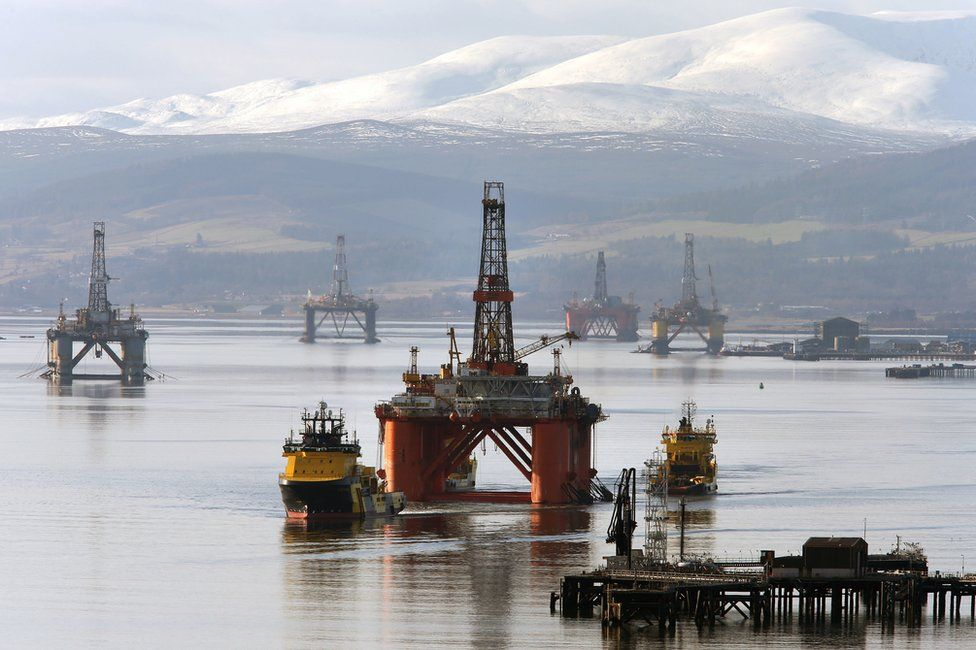 UK seeks to drill more oil and gas from North Sea
