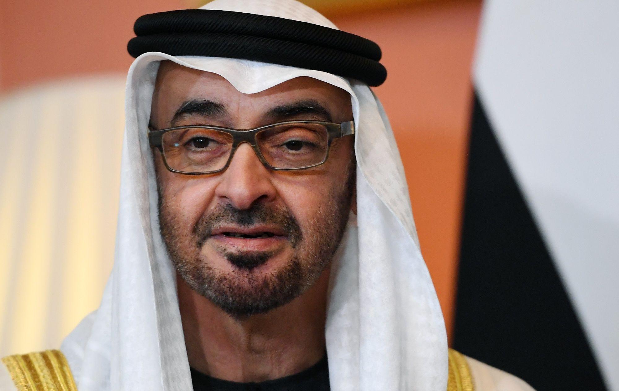 Abu Dhabi's de facto ruler consolidates control over ADNOC