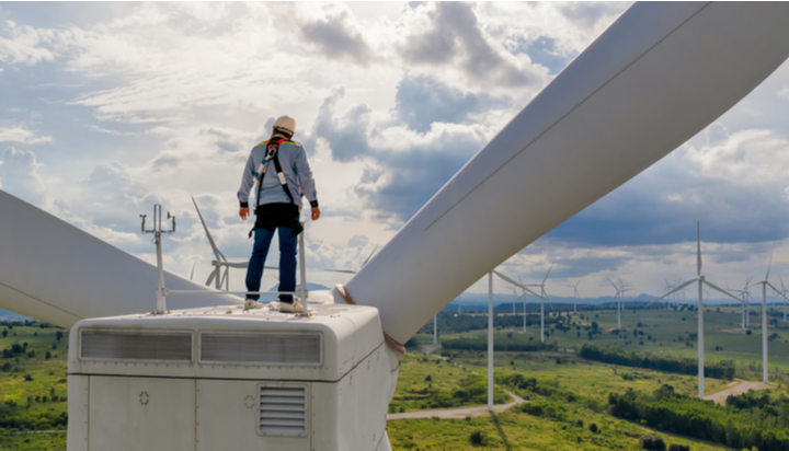 Scottish renewable energy sector 'supports more than 22k jobs