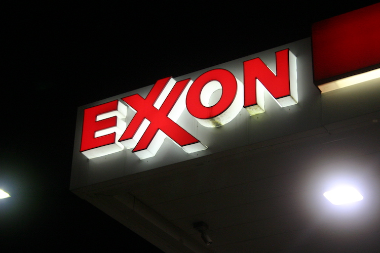 Exxon's filing signals operating loses