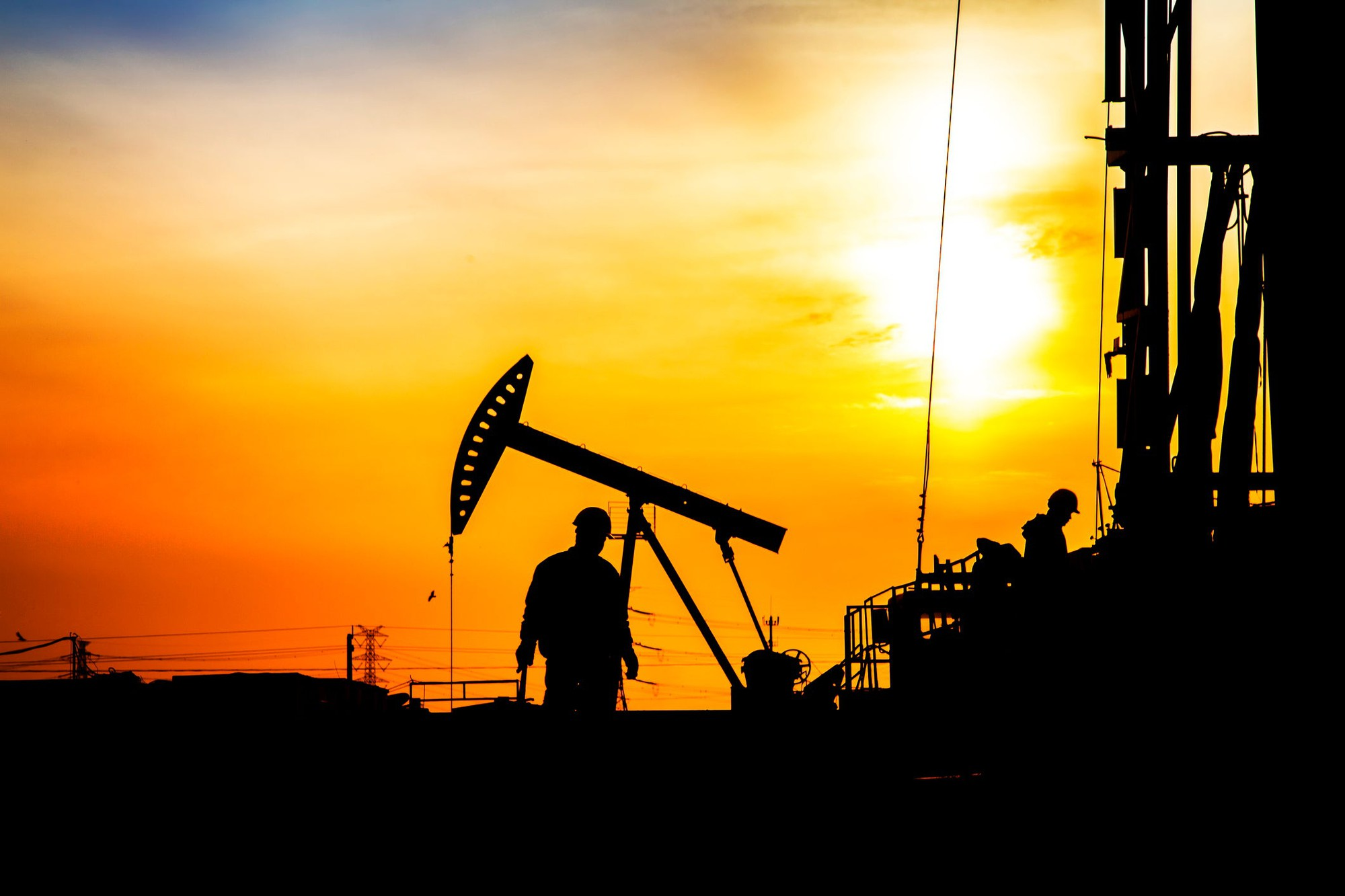 Why Oil and Gas Stocks Sizzled Today