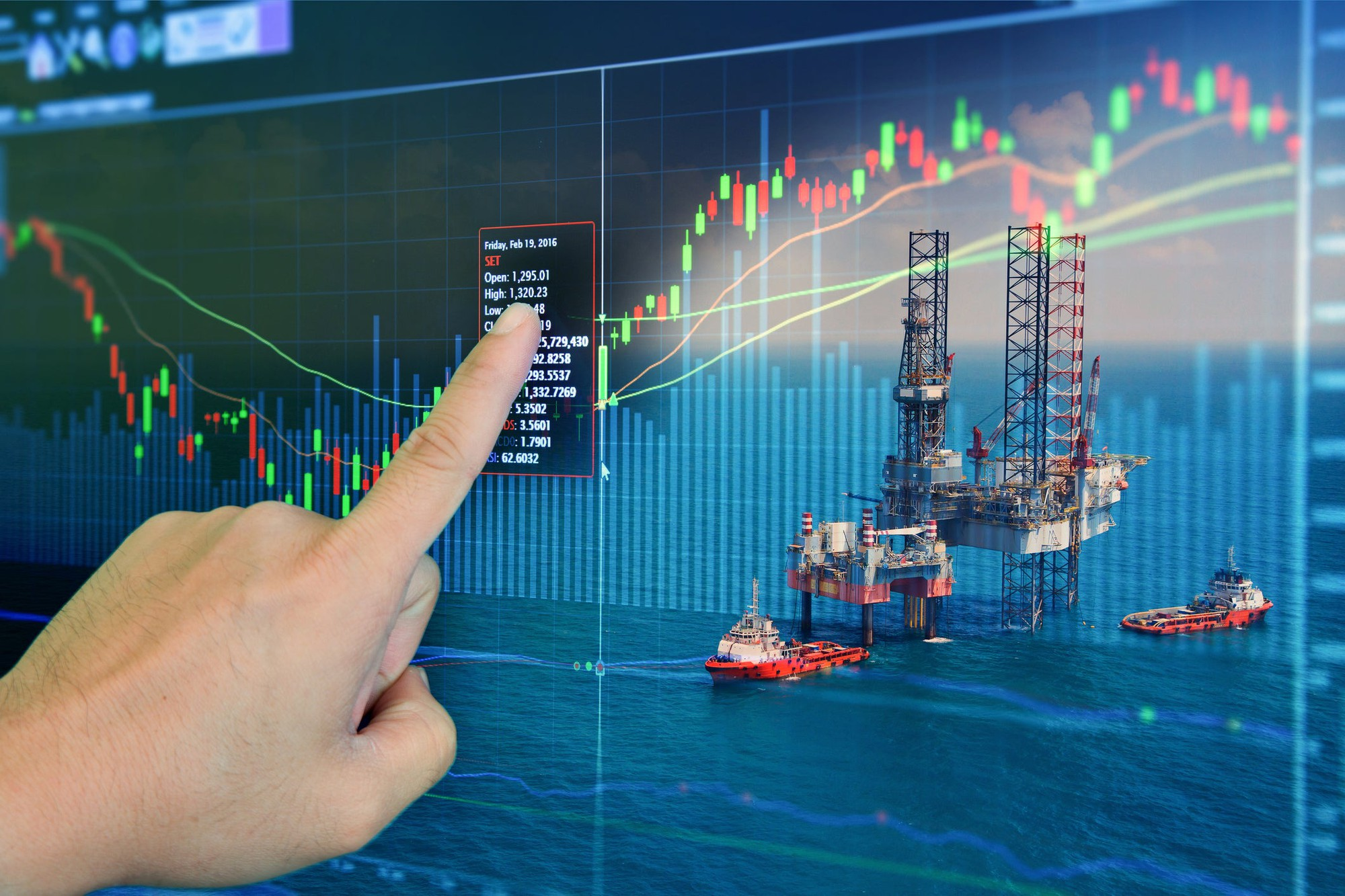 Why Lesser-Known Oil and Gas Stocks Soared Today