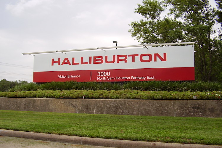 Halliburton enters into an agreement with Microsoft and Accenture