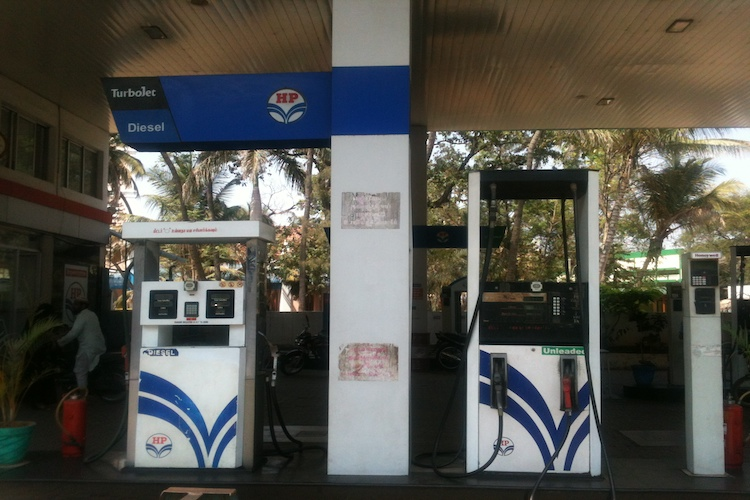 Status quo is being maintained in the regulatory filings: HPCL