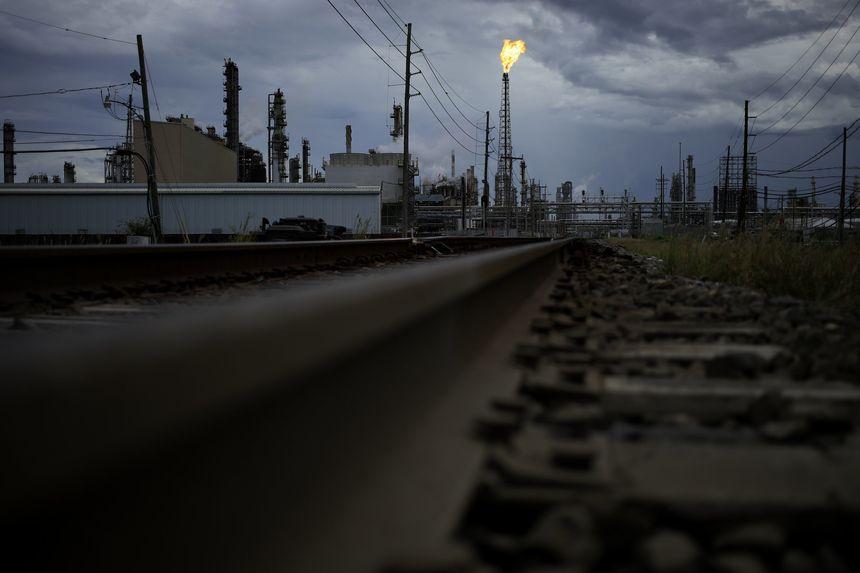 Oil Industry Surveys Damage After Hurricane Ida Slams Louisiana