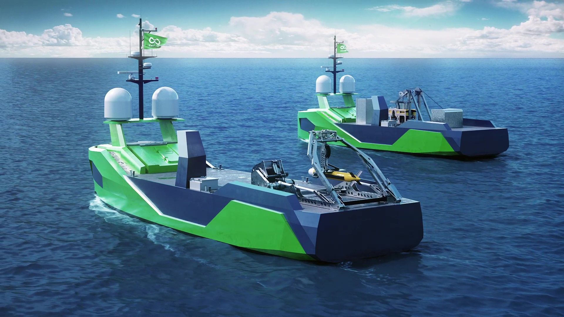Ocean Infinity acquires MMT to expand AUV and uncrewed vessel capabilities