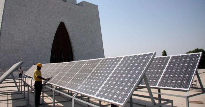 Pakistan on track to meet renewable energy targets: minister