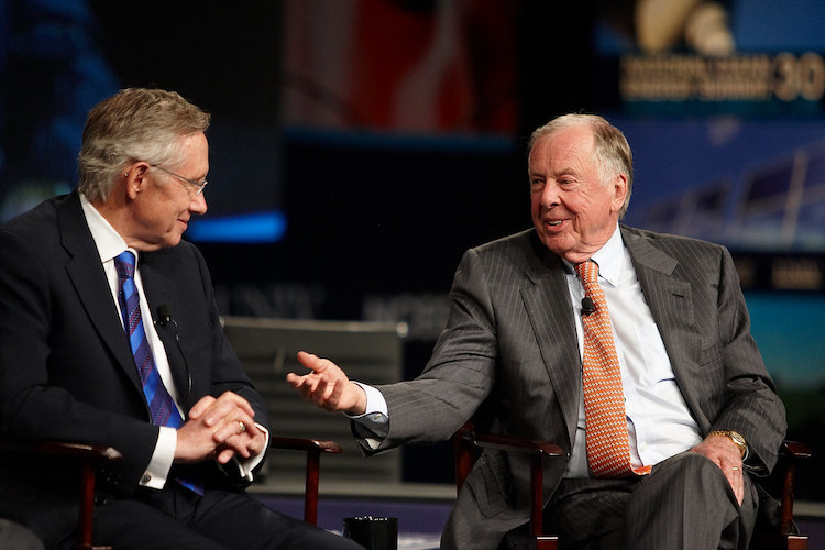 Goodbye 'Oracle of oil' T. Boone Pickens