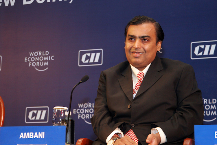 Enter new energy supermajor: Reliance Industries