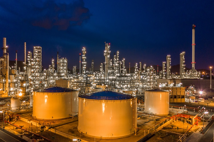 Crude oil import quotas dealt out by China