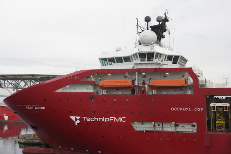 TechnipFMC bags North Sea EPCI contract