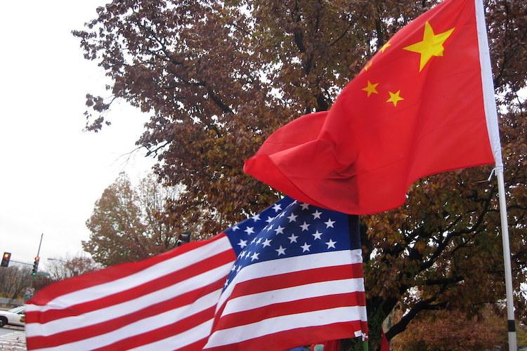 US-China trade war brings the market under pressure